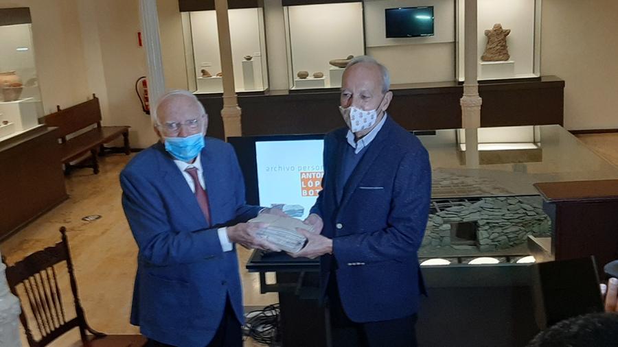 El archivo de Antonio López Botas ya forma parte de El Museo Canario / CanariasNoticias.es