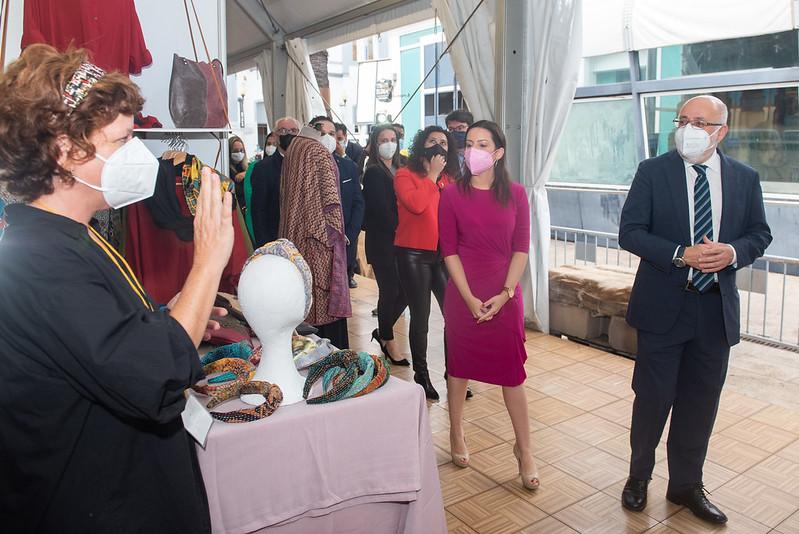 Inauguración de la Feria Regional de Artesanía / CanariasNoticias.es