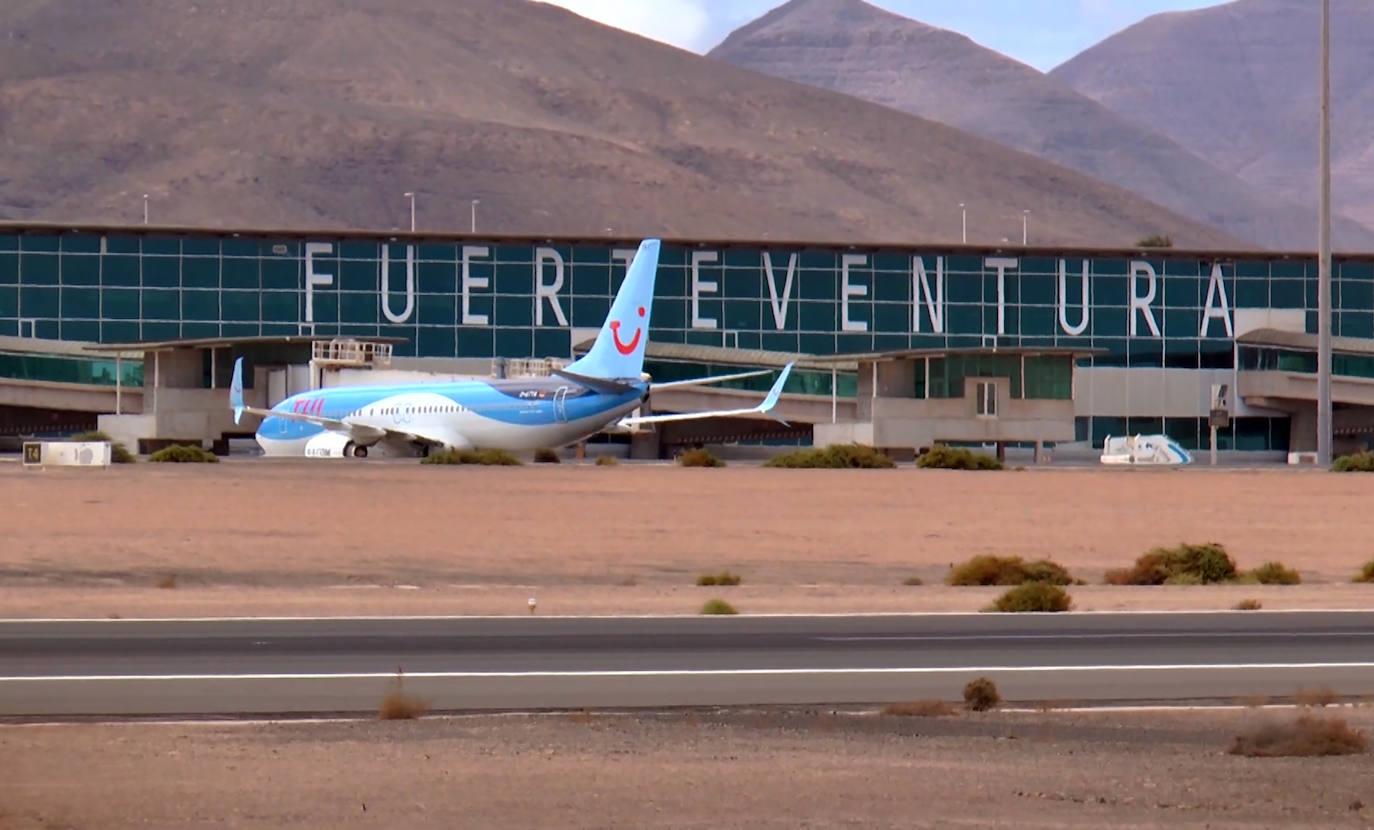 Aeropuerto de Fuerteventura/ canariasnotias.es