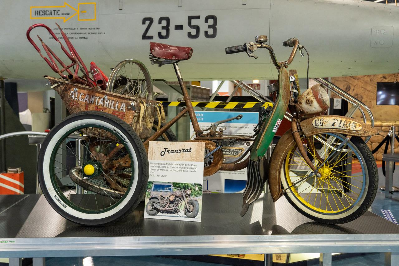 """Exposición """"Bicicletas con Espíritu"""" en el Museo Elder / CanariasNoticias.es"""