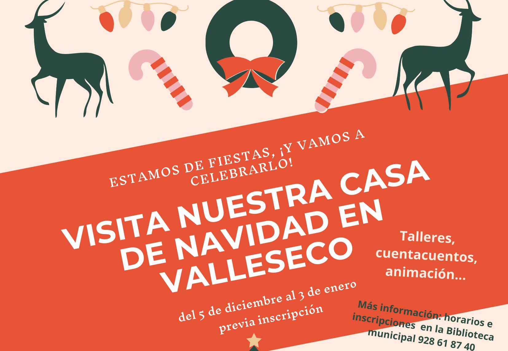La Casa de Navidad de Valleseco / CanariasNoticias.es