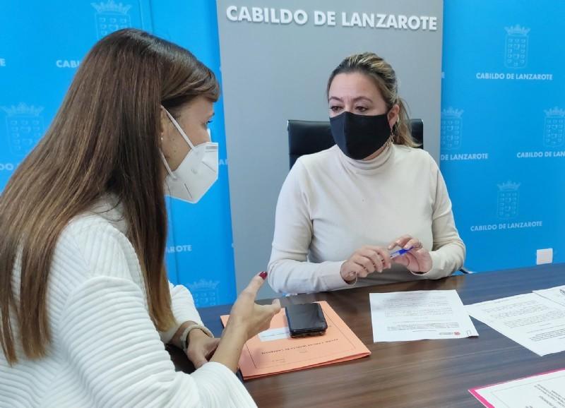 María Dolores Corujo y Nerea Santana / CanariasNoticias.es