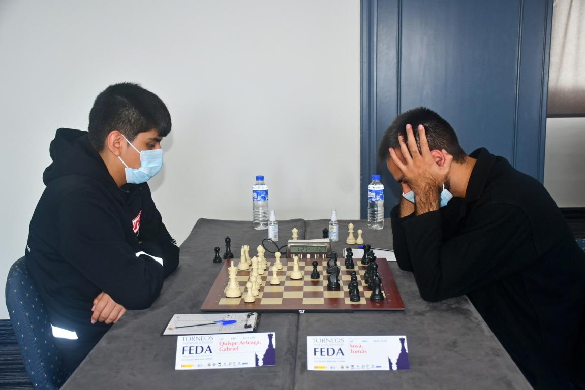 Torneo Internacional Feda / José Luis López