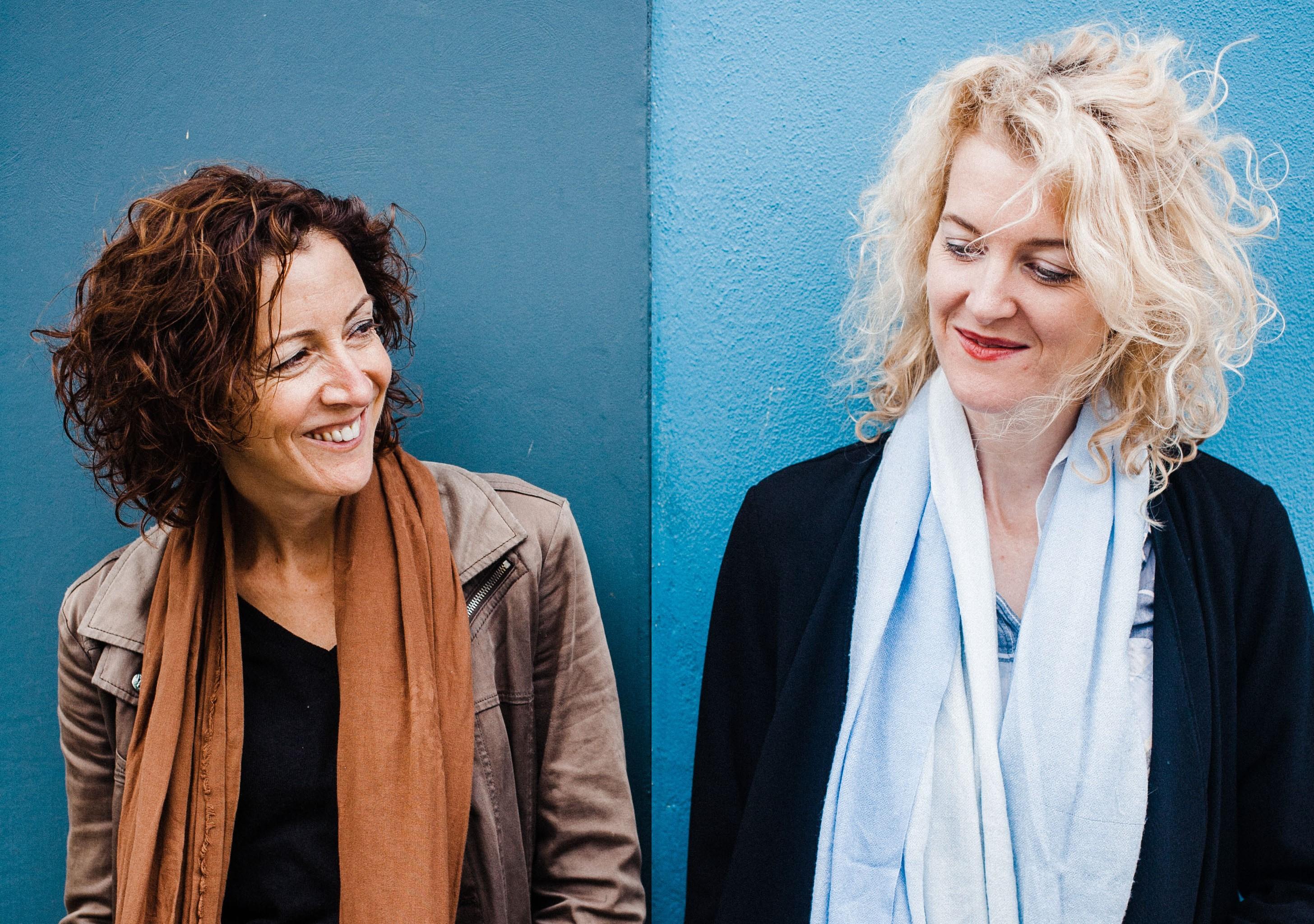 La saxofonista Tori Freestone y la pianista Alcyona Mick / CanariasNoticias.es