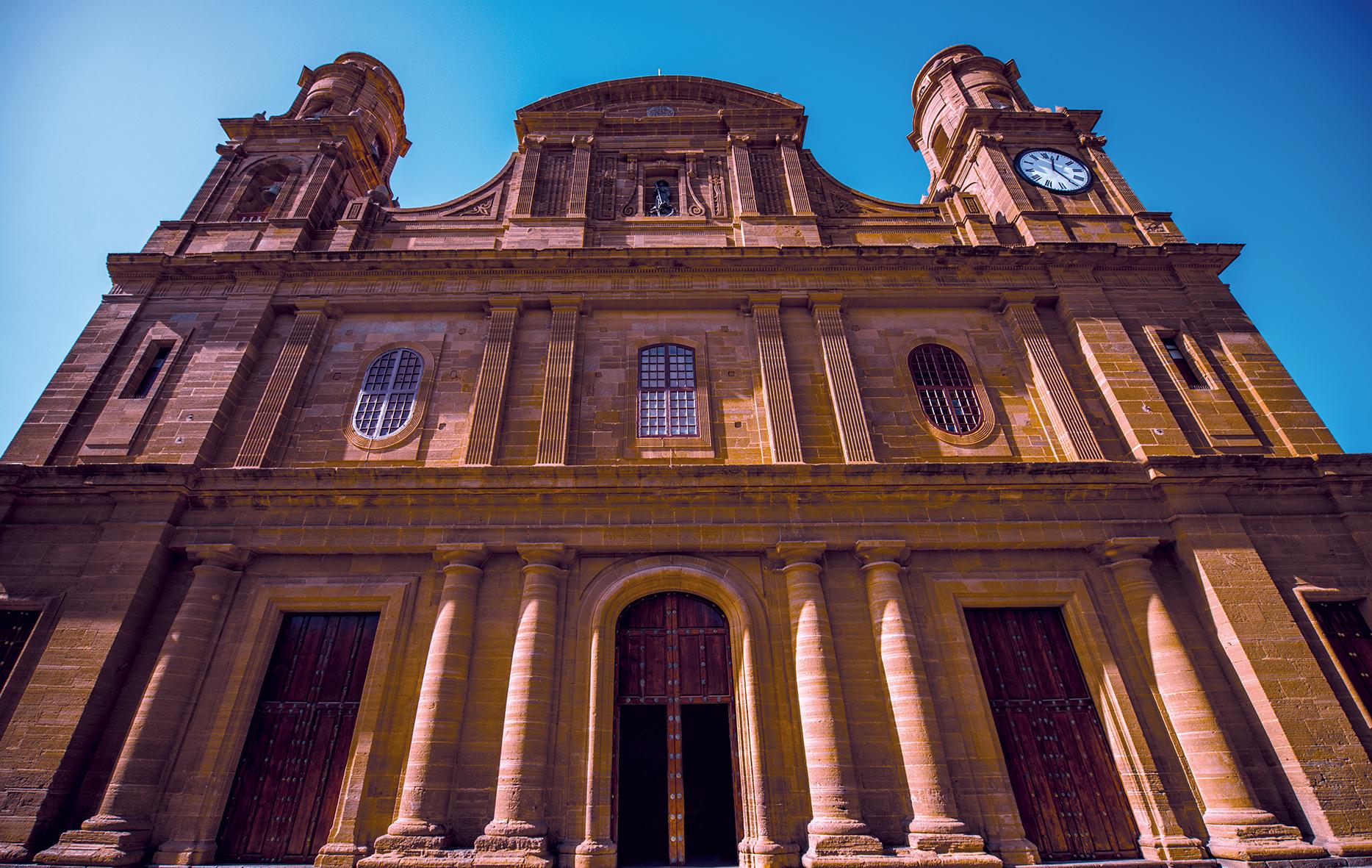 Iglesia de Santiago, Gáldar / CanariasNoticias.es