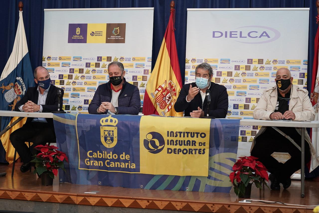 Isaac Guillén, nuevo presidente del Comité de Árbitros de Gran Canaria / CanariasNoticias.es