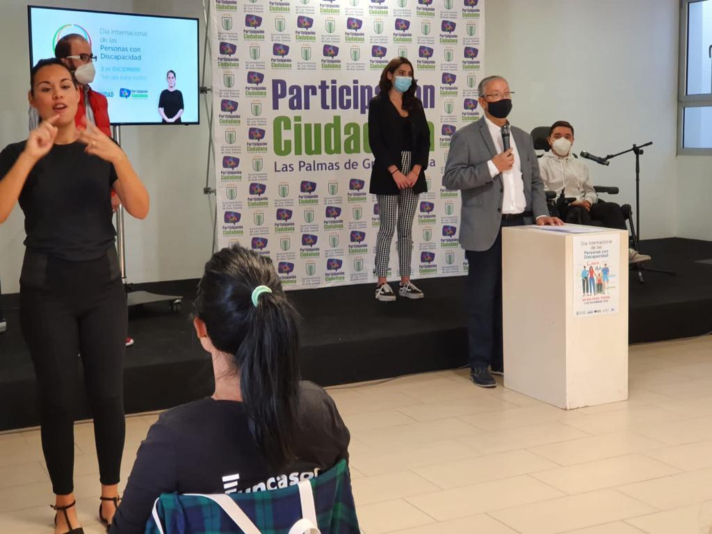 Campaña de inclusión social en Las Palmas de Gran Canaria / CanariasNoticias.es