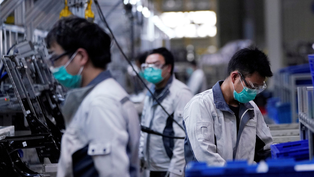 Industria china / Aly Song (Reuters)