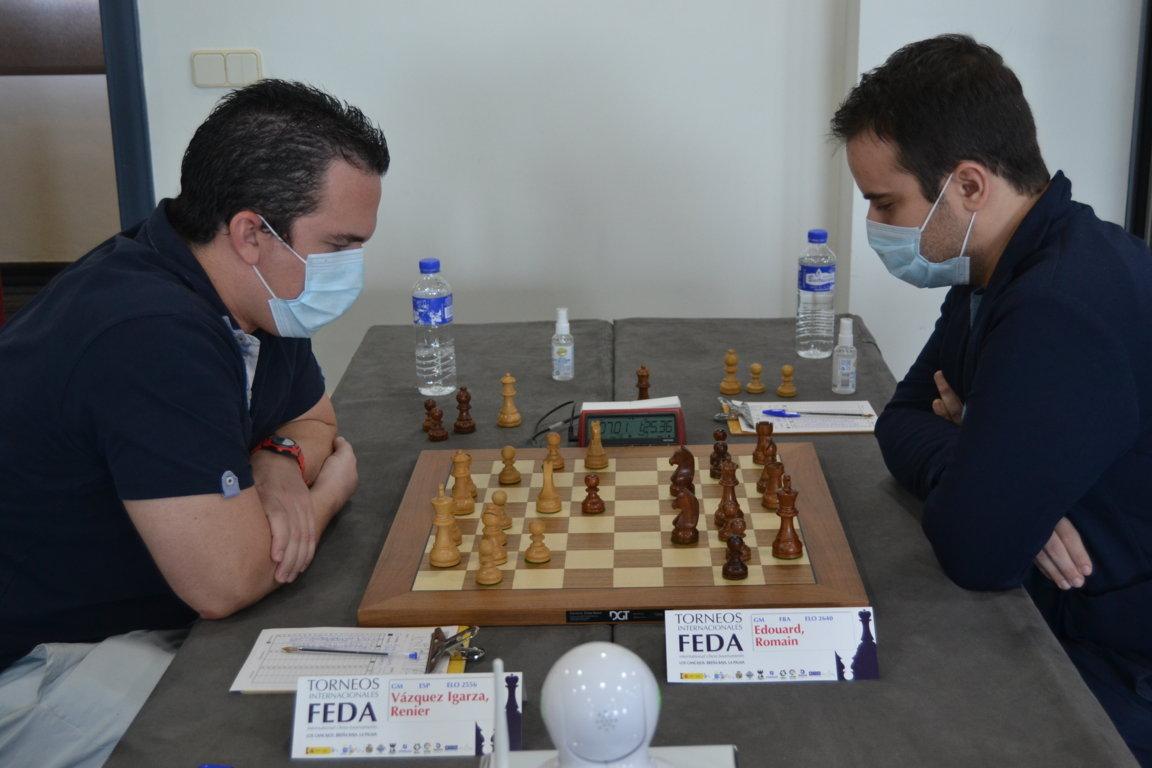 Segunda jornada de los Torneos Internacionales Feda/CanariasNoticias.es