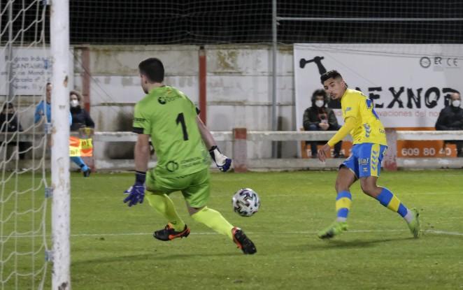 CD Varea - UD Las Palmas / CanariasNoticias.es