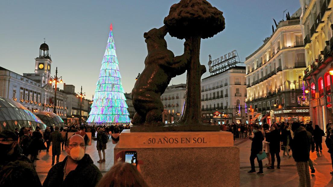 Puerta del Sol. Madrid / Sergio Perez (Reuters)