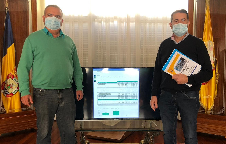 Arturo González y Antonio M Rodríguez, San Miguel de Abona - Tenerife / CanariasNoticias.es