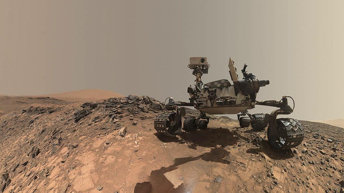 Róver Curiosity de la NASA / CanariasNoticias.es
