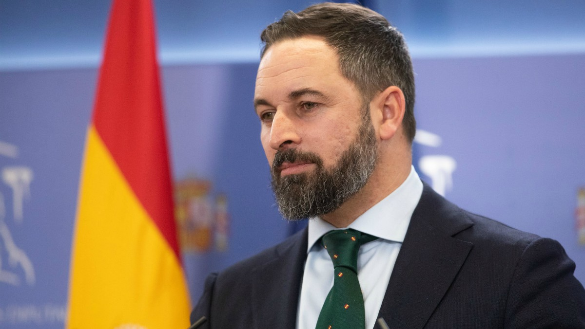 Santiago Abascal (Vox) / CanariasNoticias.es