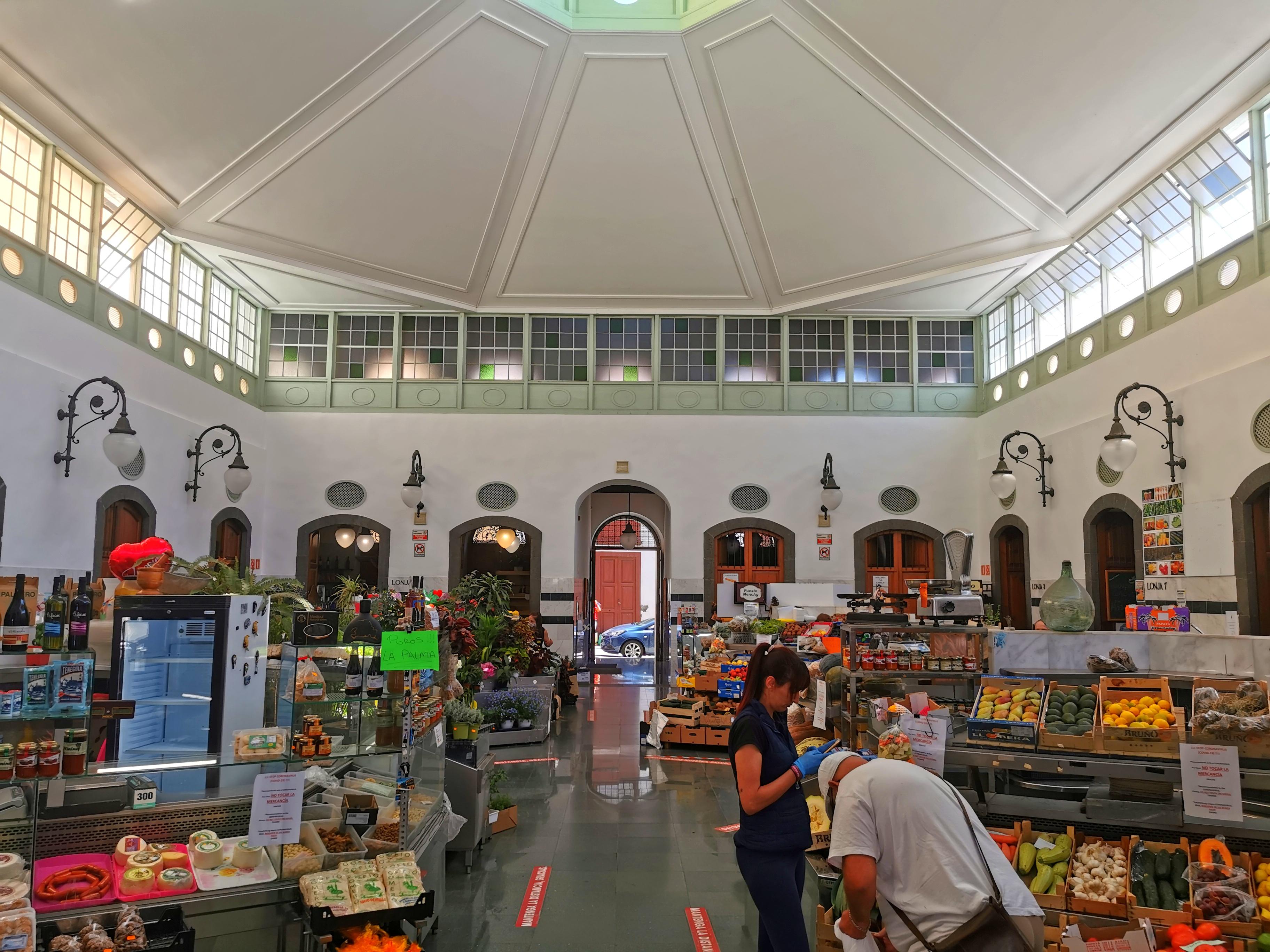 Mercado de La Recova, Santa Cruz de La Palma / CanariasNoticias.es