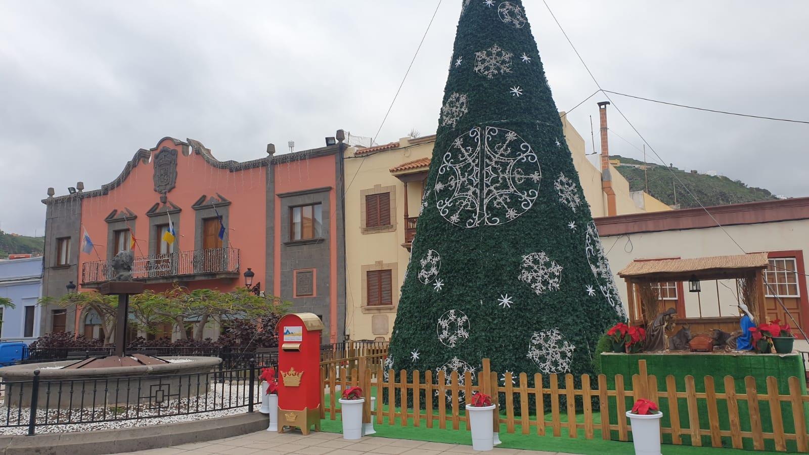 Buzones para los Reyes Magos en Guía / CanariasNoticias