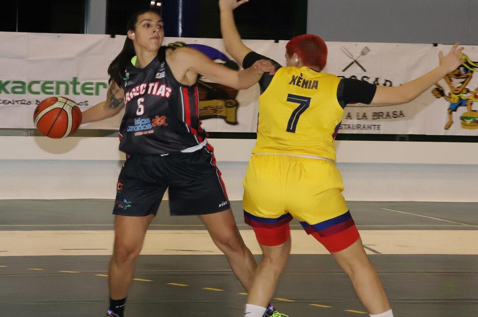 Yaiza García, capitana del Magec Tías / CanariasNoticias.es