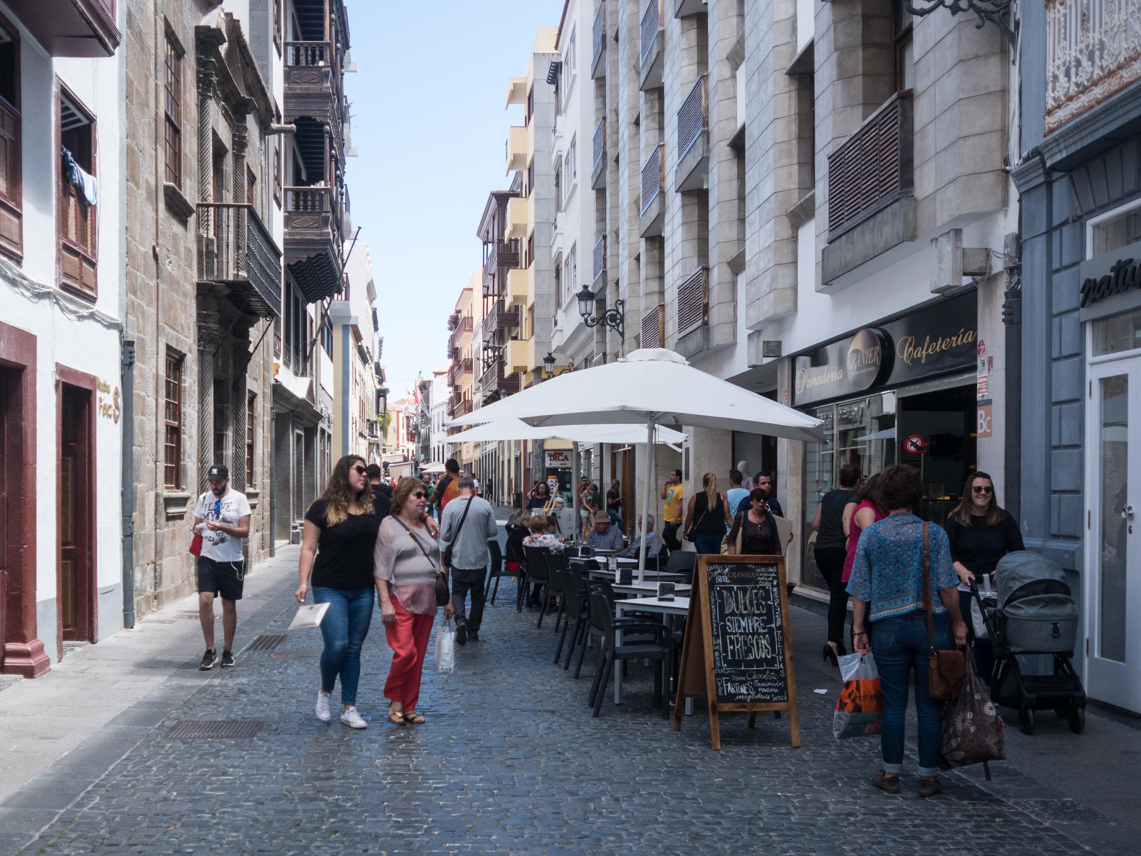 Zonas Comerciales Abiertas de La Palma / CanariasNoticias.es