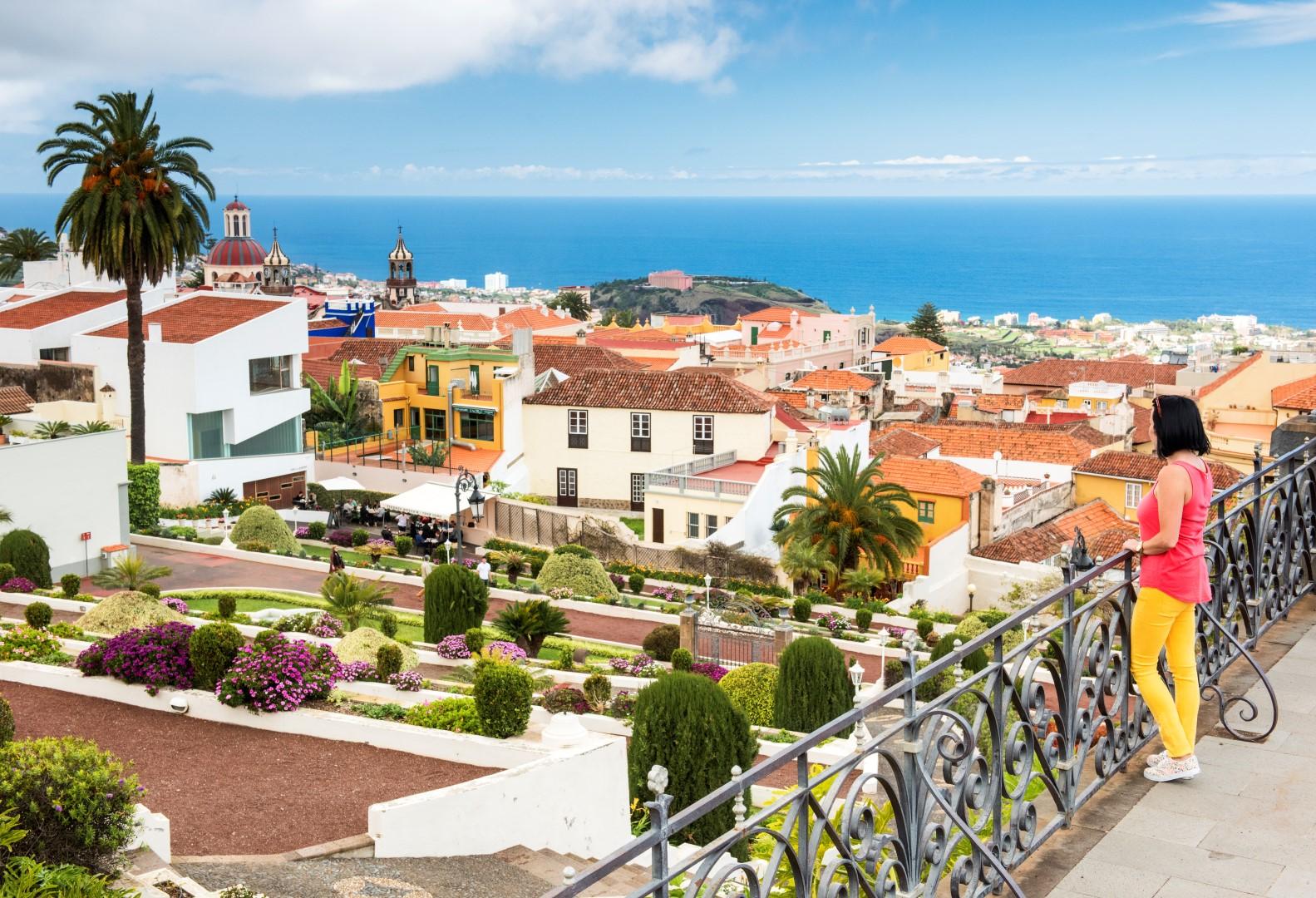 El Cabildo de Tenerife premia a La Orotava por hacer la mejor práctica de Turismo Sostenible