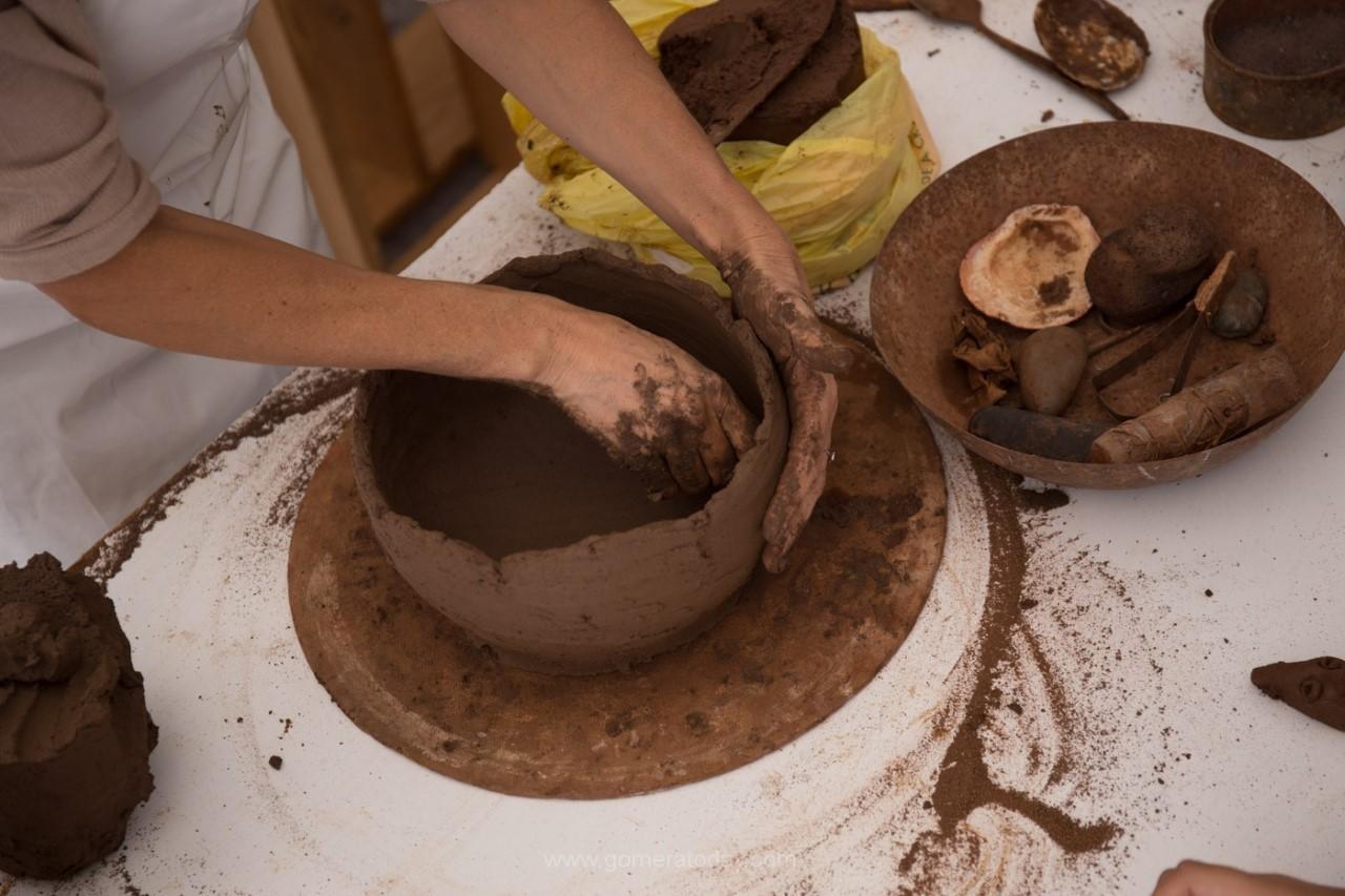 Artesanía. Cabildo de La  Gomera/ canariasnoticias