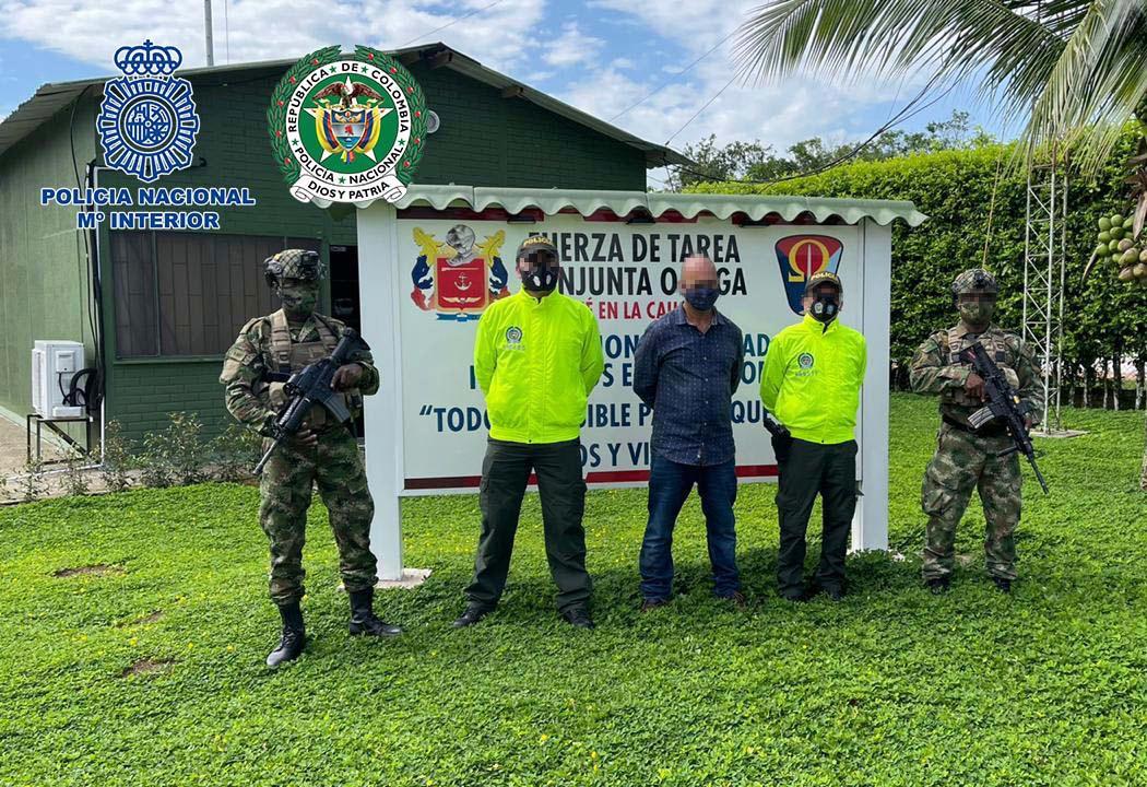 Fugitivo colombiano detenido / CanariasNoticias.es