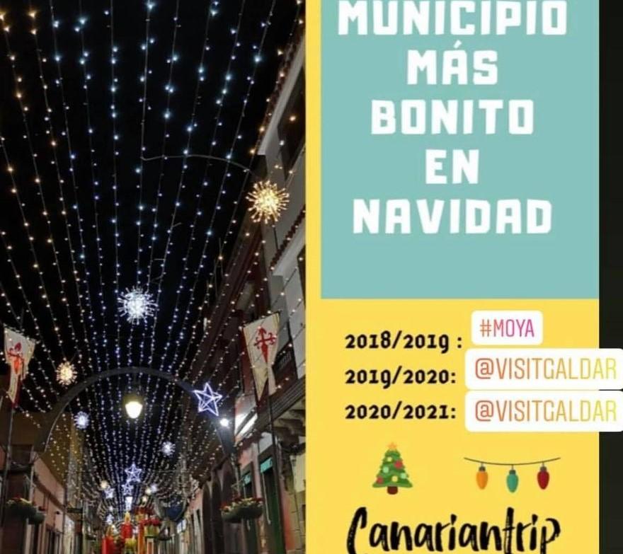 Gáldar, municipio más bonito en Navidad / CanariasNoticias.es