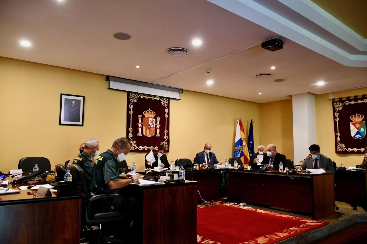 Mogán. Junta de Seguridad/ canariasnoticias.es