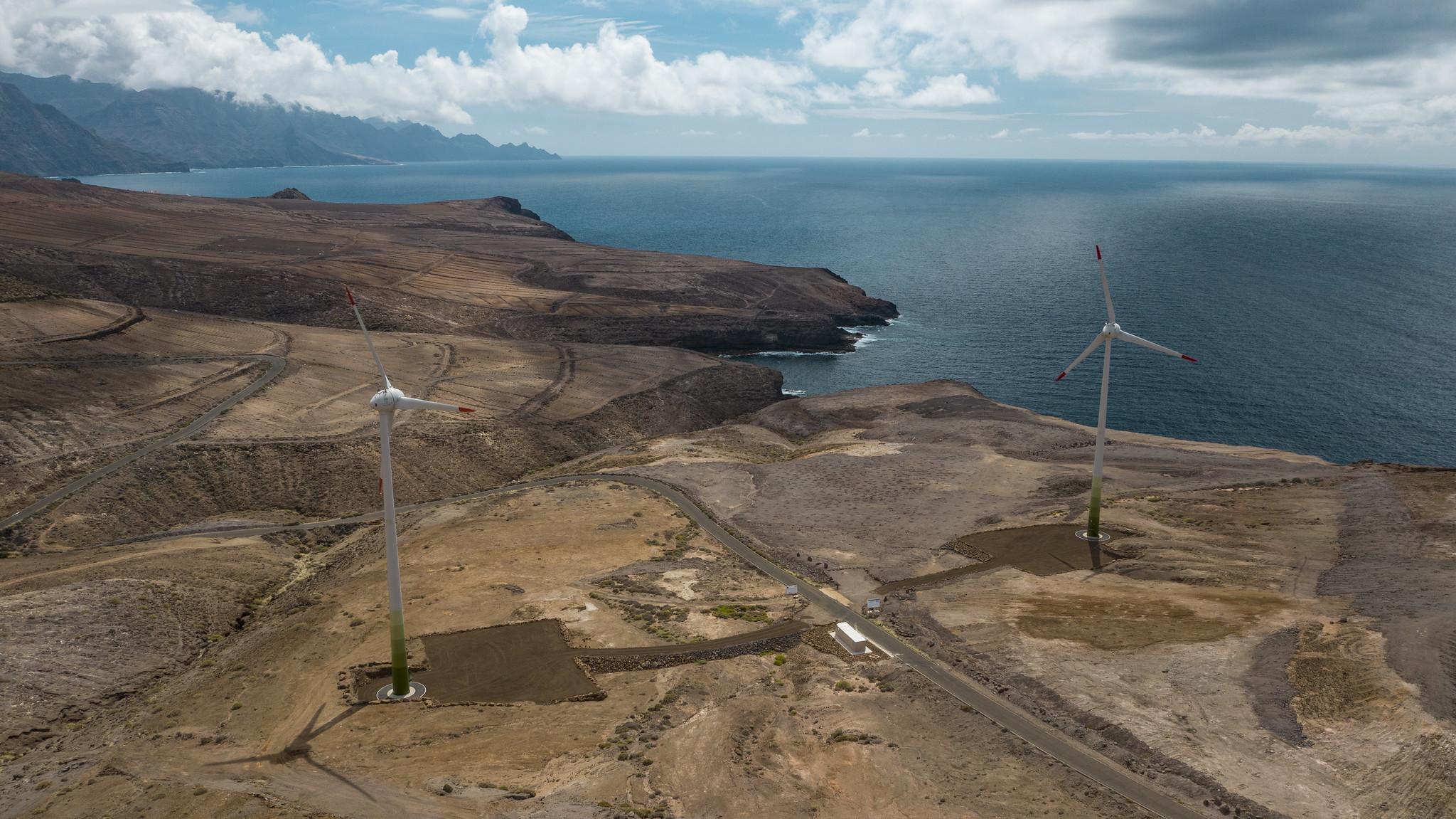 Energía eólica / CanariasNoticias.es