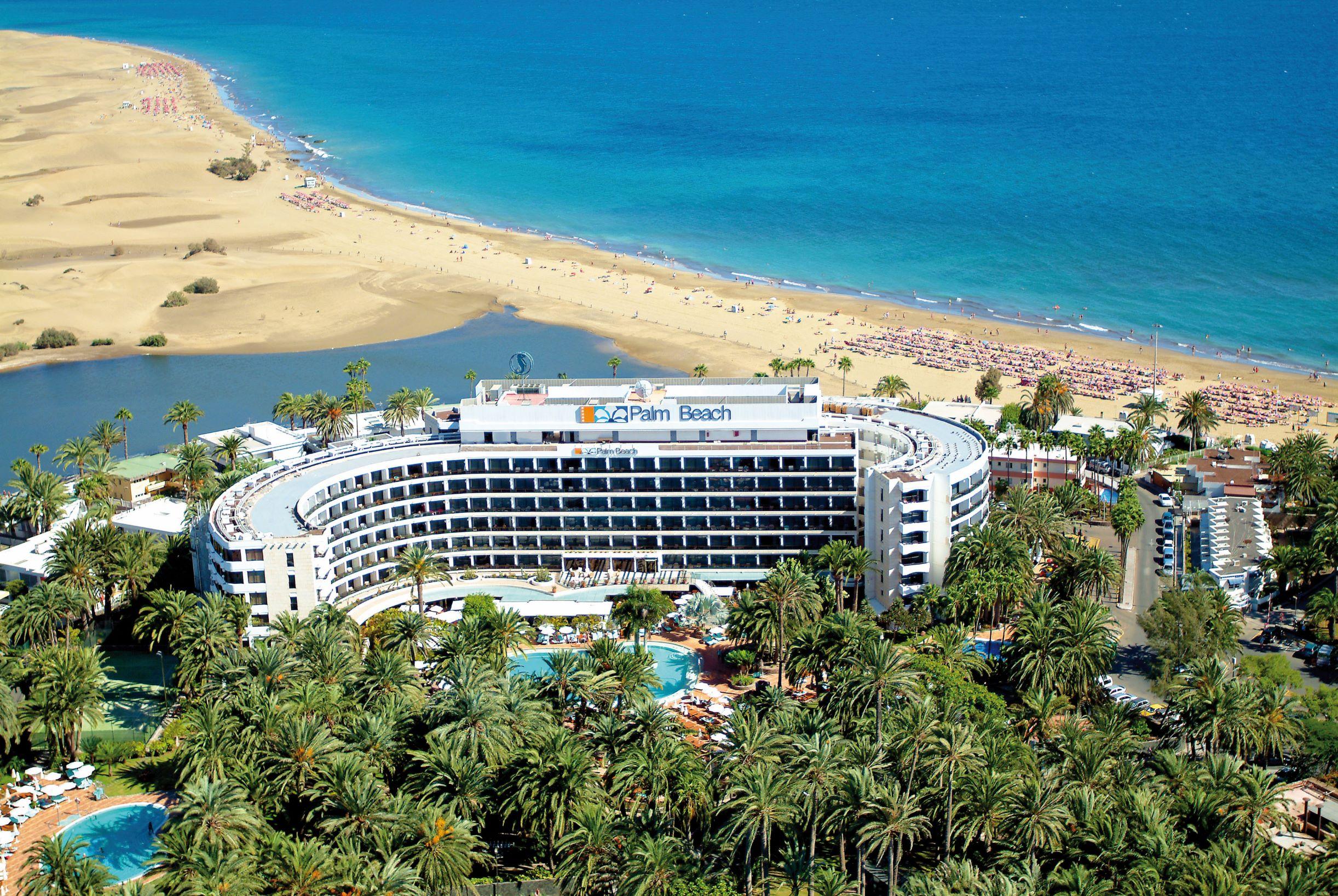 Seaside Palm Beach Maspalomas, Gran Canaria / CanariasNoticias.es