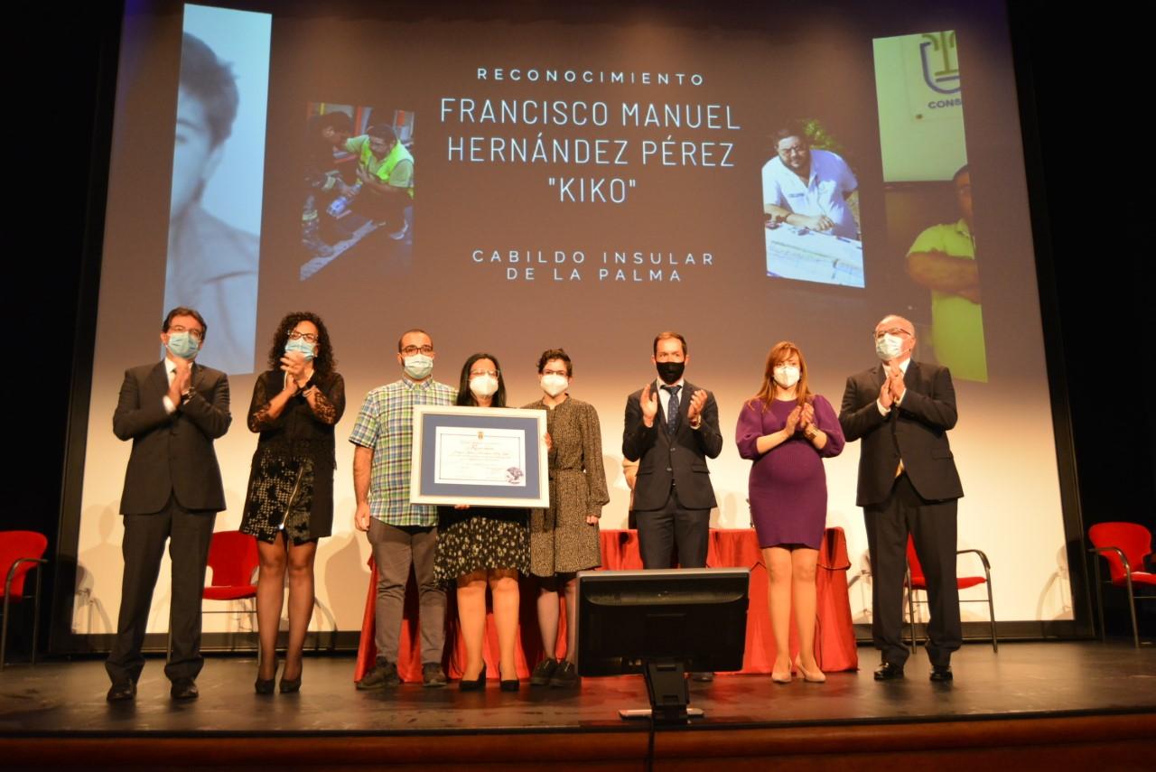 Homenaje a Francisco Manuel Hernández Pérez (Kiko)/ canariasnoticias.es