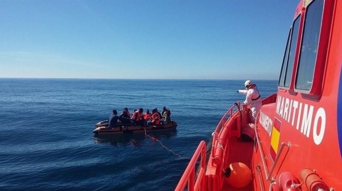 Rescate en alta mar/ canariasnoticias