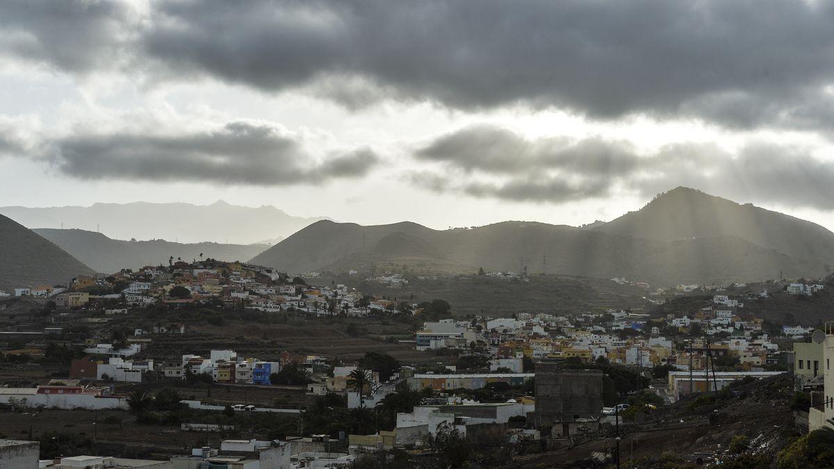 Tiempo nuboso en Canarias / CanariasNoticias.es