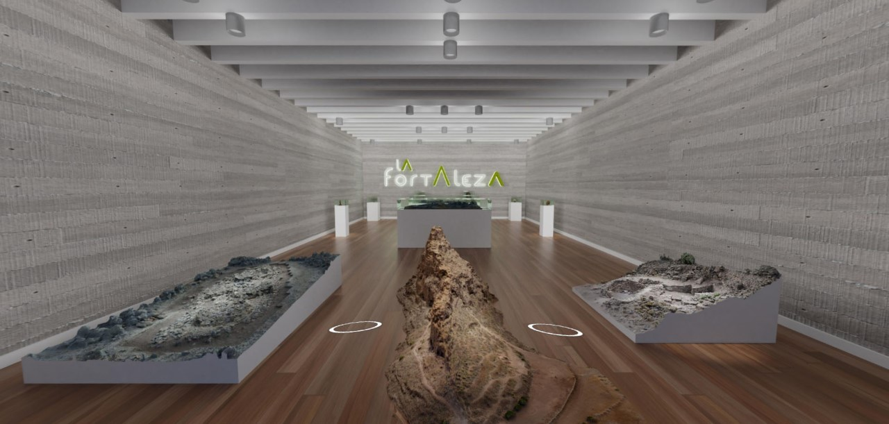 Exposición virtual. La Fortaleza de Santa Lucía/ canariasnoticias.es
