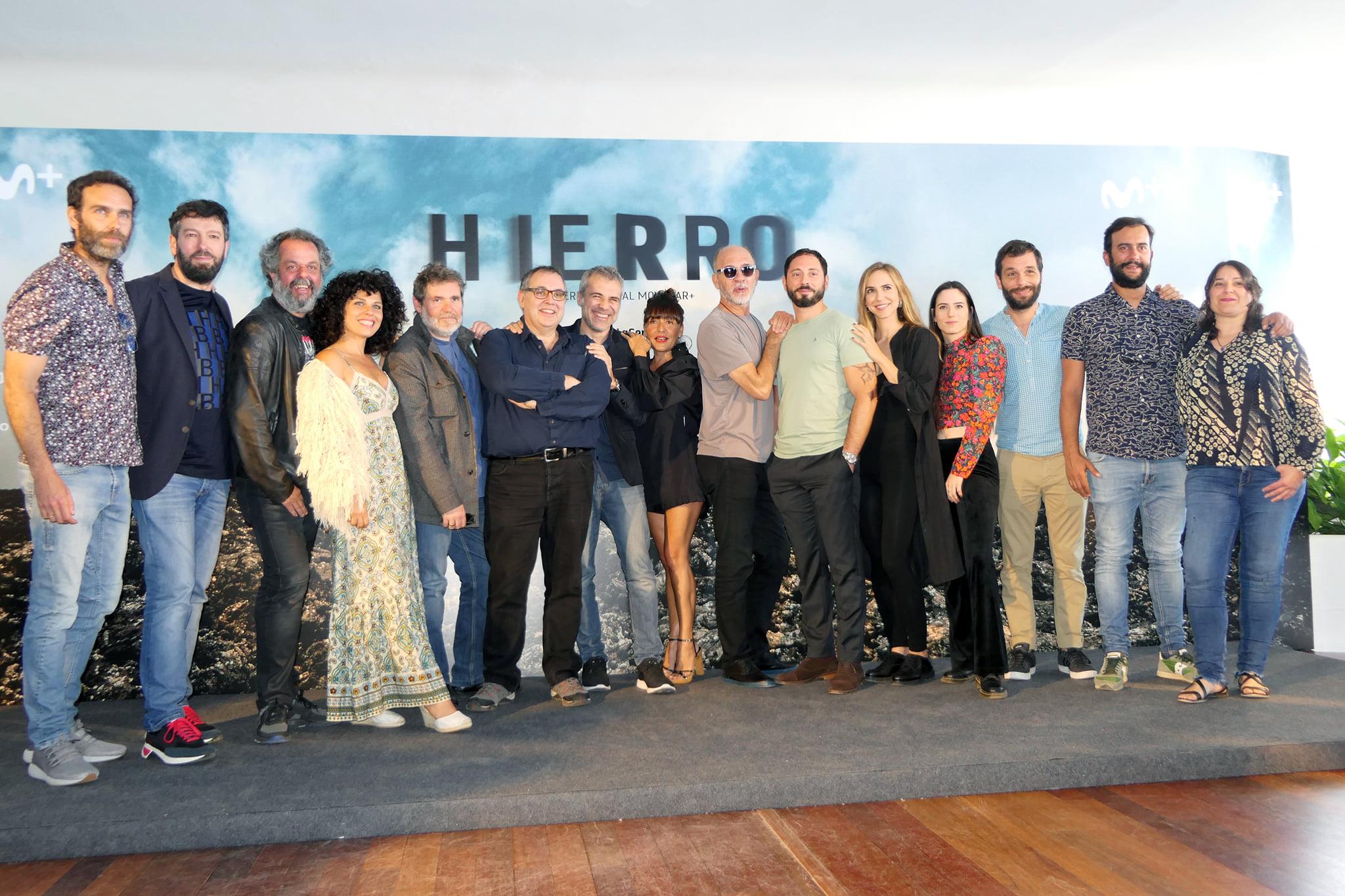 """Promoción de turismo de la isla de El Hierro en el estreno de la segunda temporada de """"Hierro"""" / CanariasNoticias.es"""