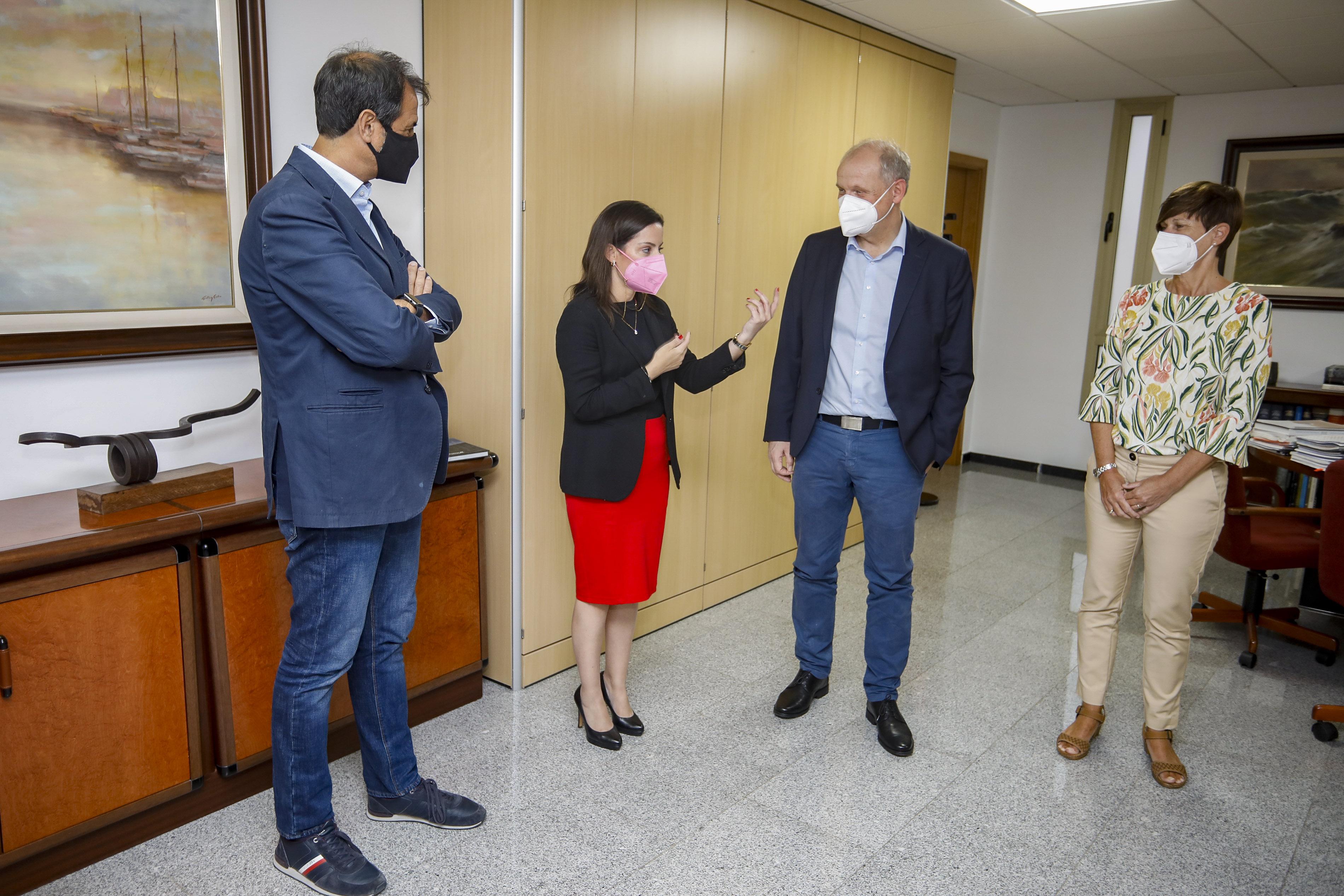 Reunión de TUI con Turismo de Canarias / CanariasNoticias.es
