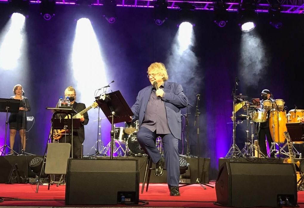 """Braulio en el concierto """"Desde Guía para el mundo"""" / CanariasNoticias.es"""
