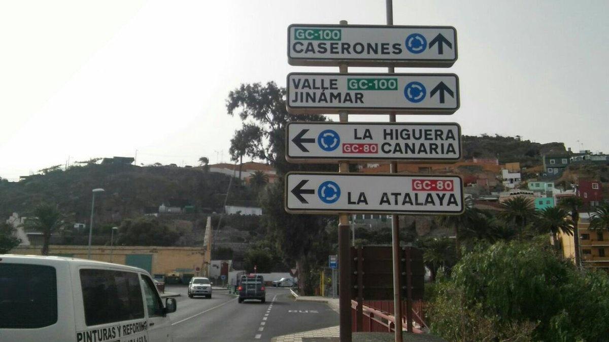 Carretera de Telde / CanariasNoticias.es