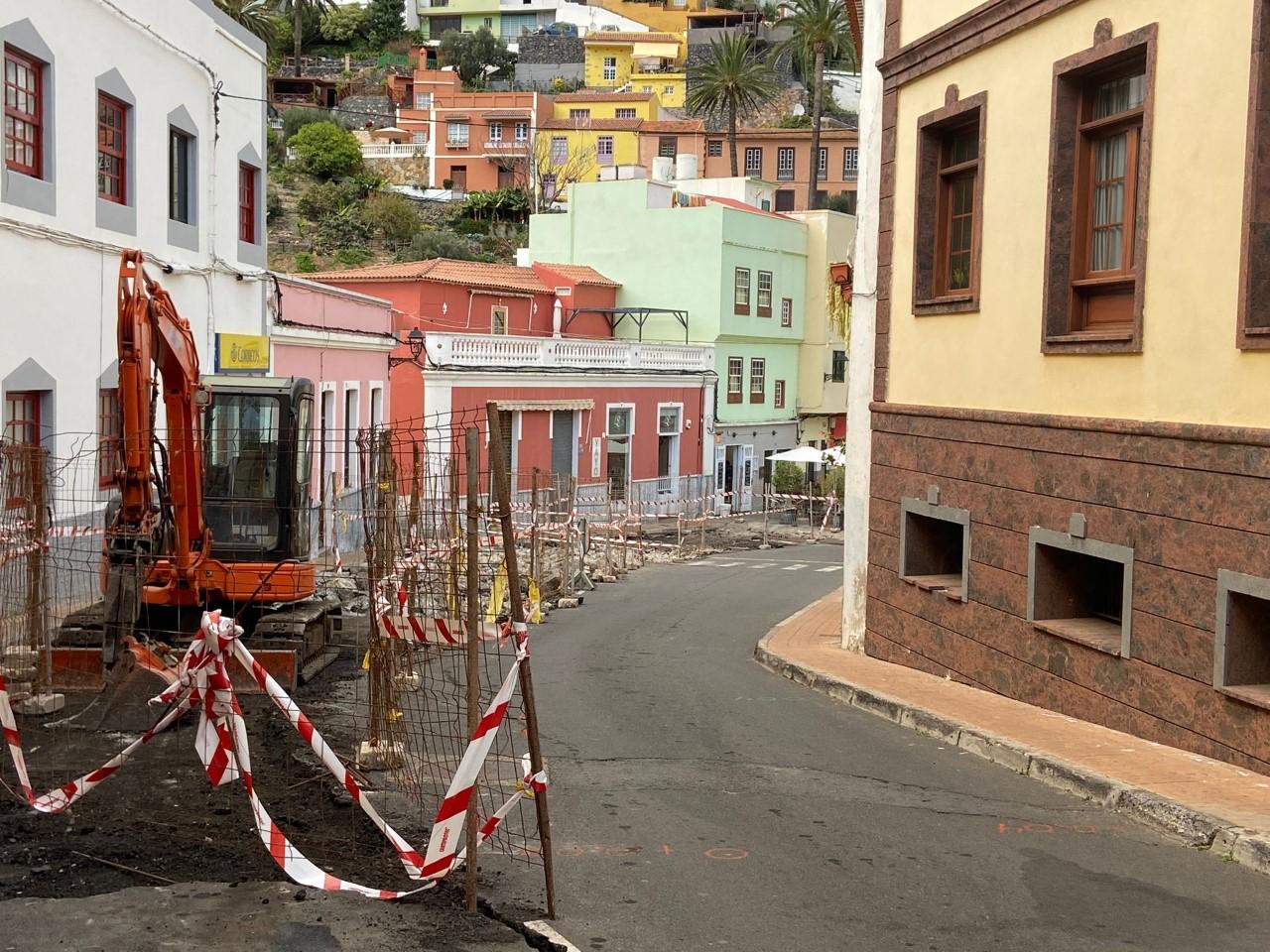 Calle Triana. Vallehermoso. La Gomera/ canariasnoticias