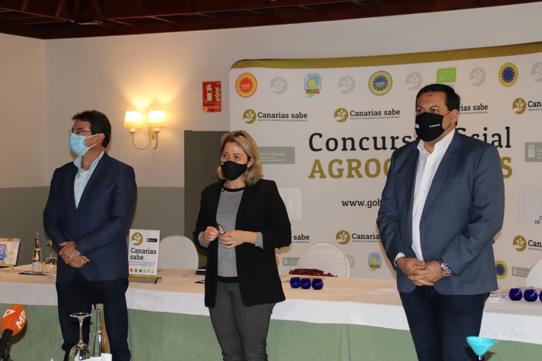 Concurso Oficial de Aceite de Oliva Virgen Extra Agrocanarias / CanariasNoticias.es
