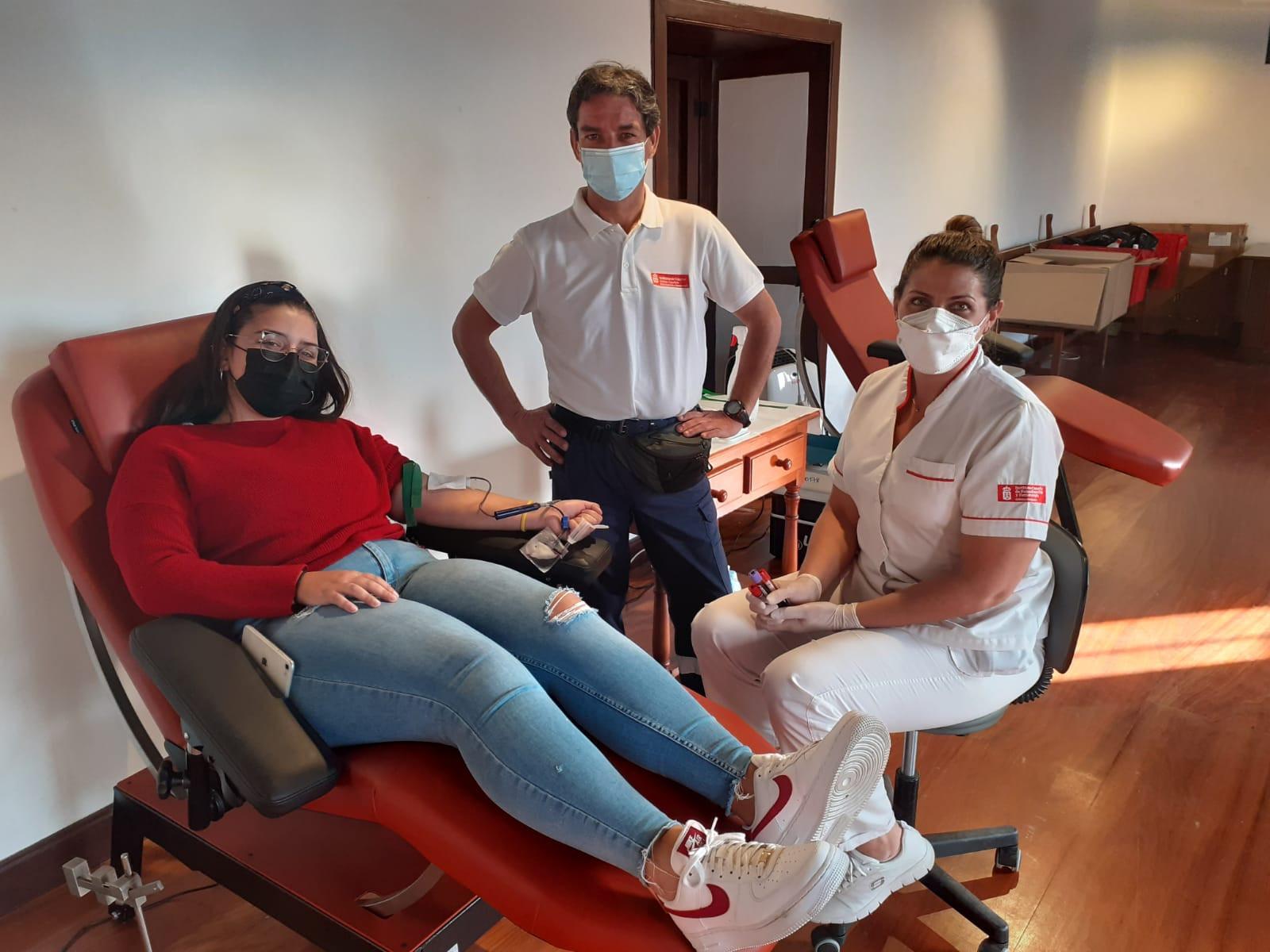 El ICHH recuerda a la ciudadanía la importancia de donar sangre con regularidad para garantizar la actividad hospitalaria