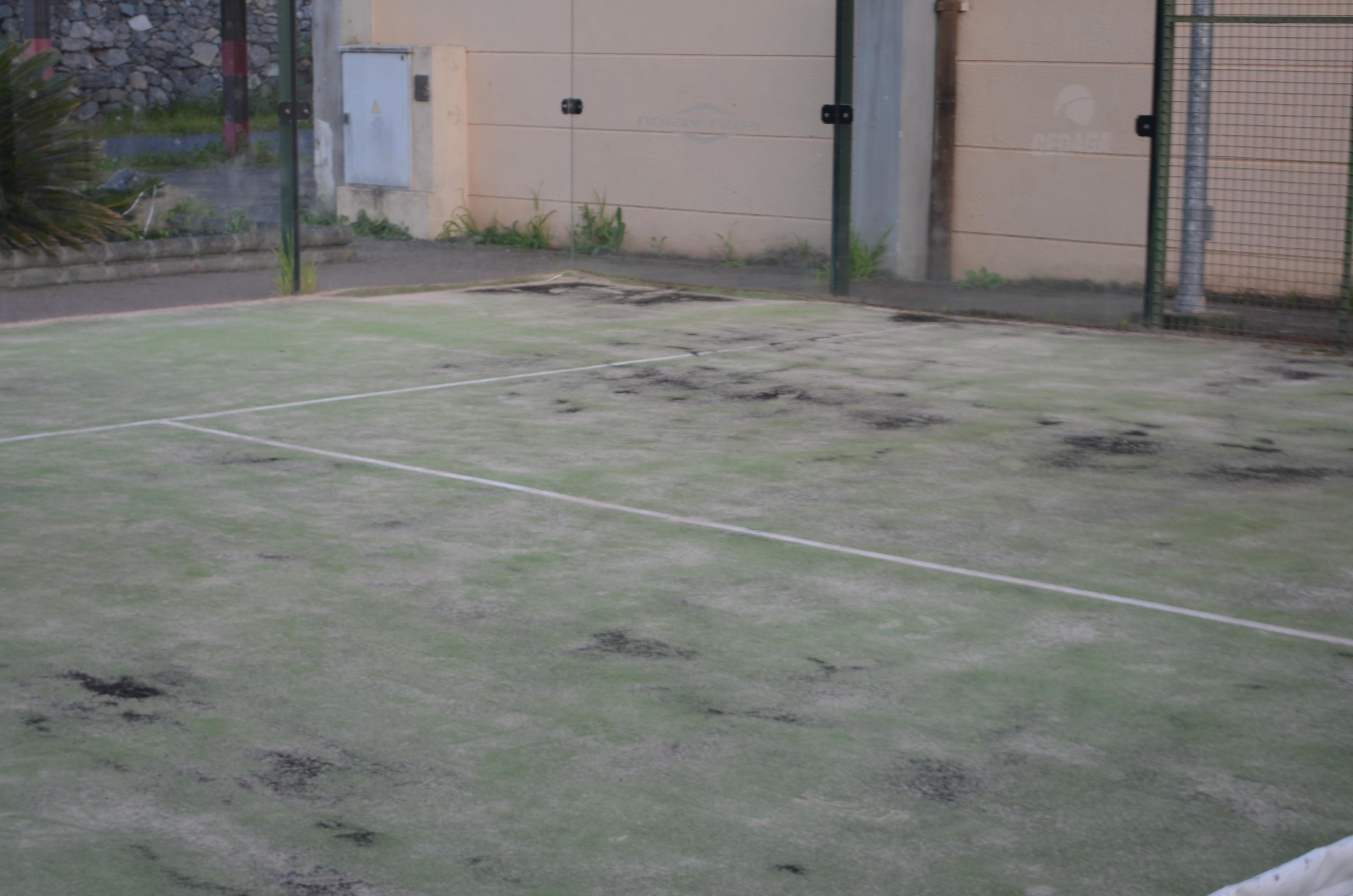 Instalación deportiva de Teror (Gran Canaria) / CanariasNoticias.es