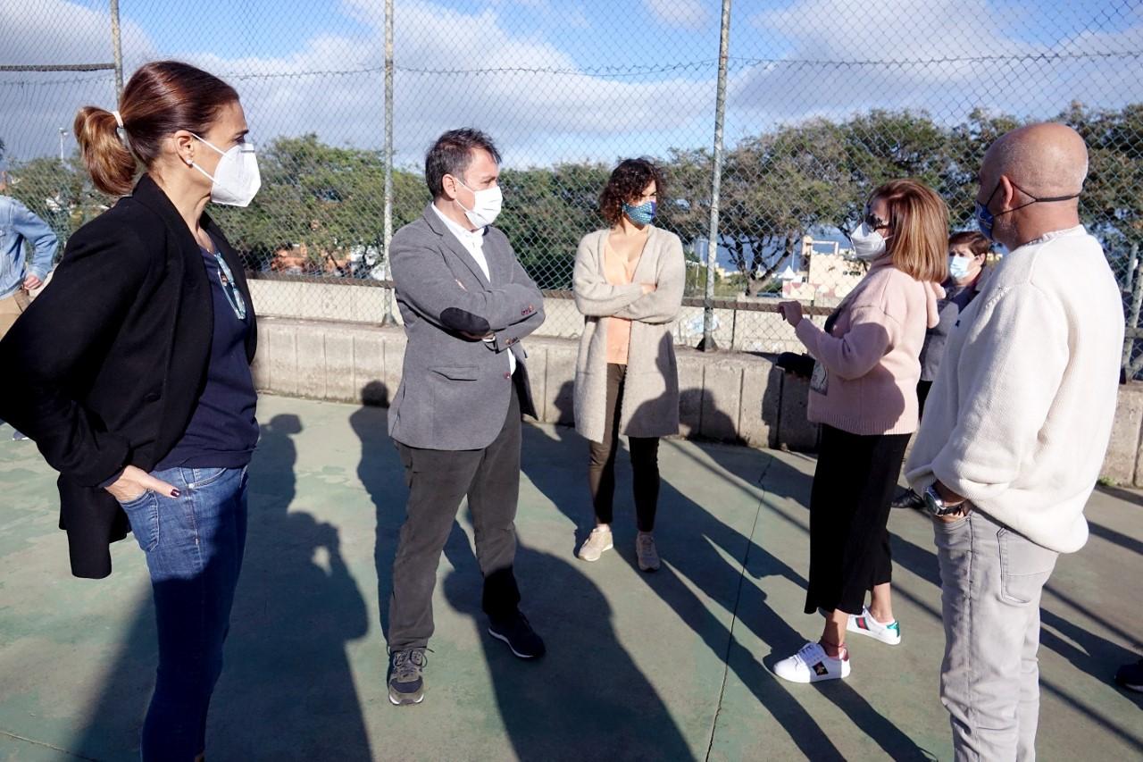 José Manuel Bermúdez. Gladis de León. Alicia Cebrián. Cuchillitos de Tristán. Santa Cruz de Tenerife/ canariasnoticias