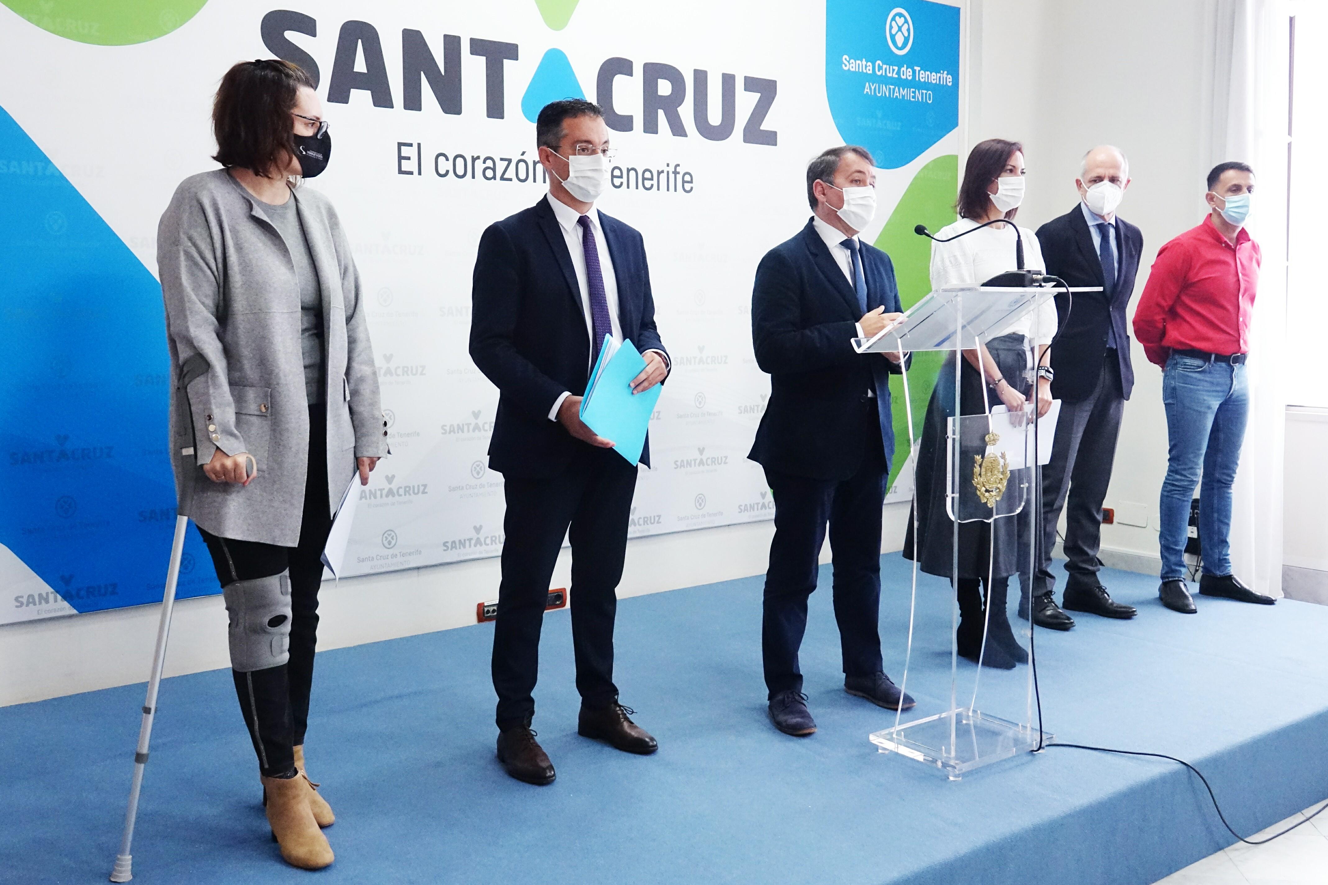 Mesa por la Recuperación y la Estabilidad de Santa Cruz de Tenerife / CanariasNoticias.es