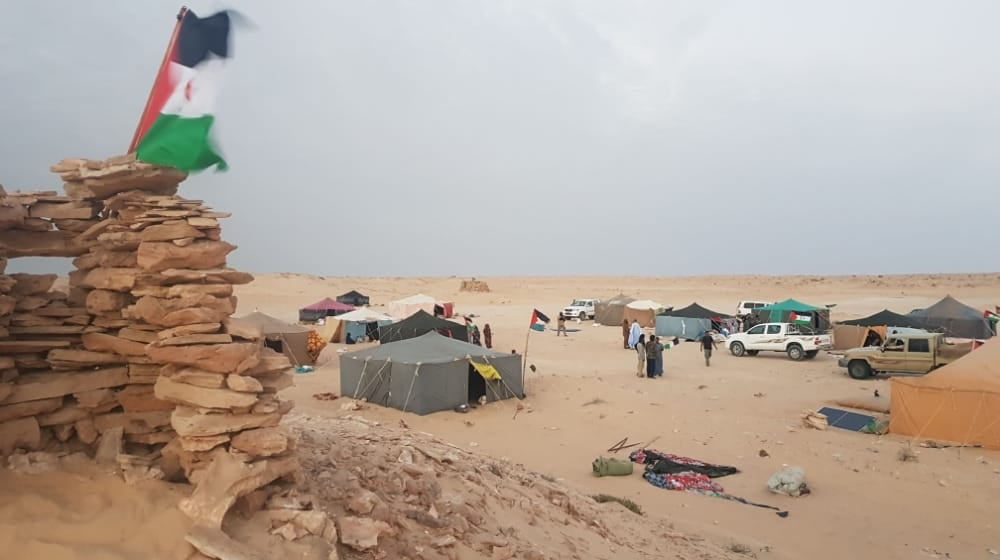 La asociación de saharauis en Fuerteventura y Saharafuerte denuncian la situación actual del pueblo saharaui