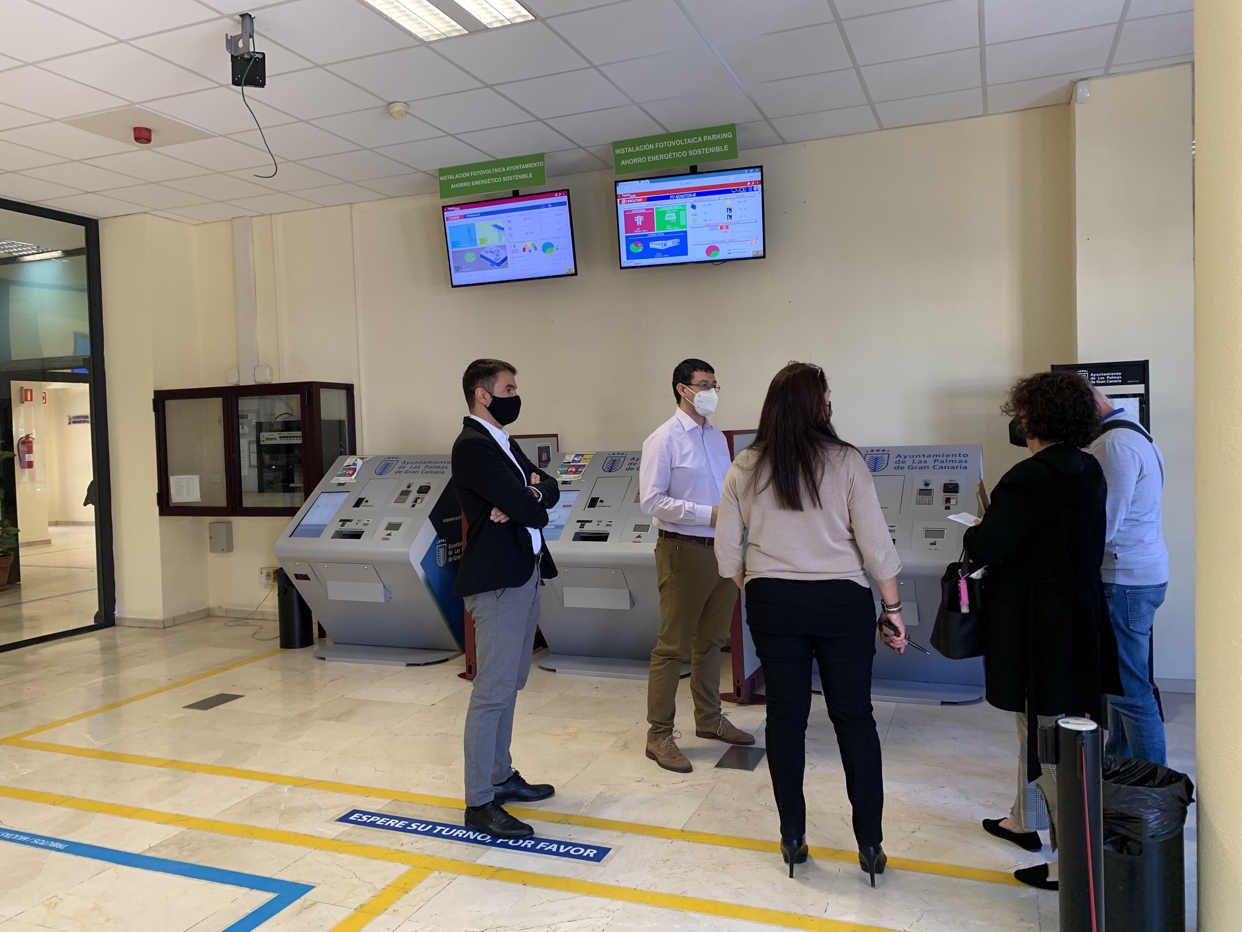 Oficinas Municipales del Edificio Metropol de Las Palmas de Gran Canaria / CanariasNoticias.es