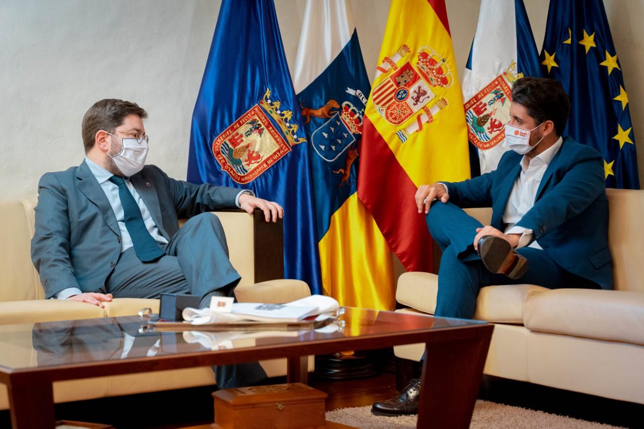 Manuel Muñiz. Luis Yeray Gutiérrez. La Laguna/ canariasnoticias