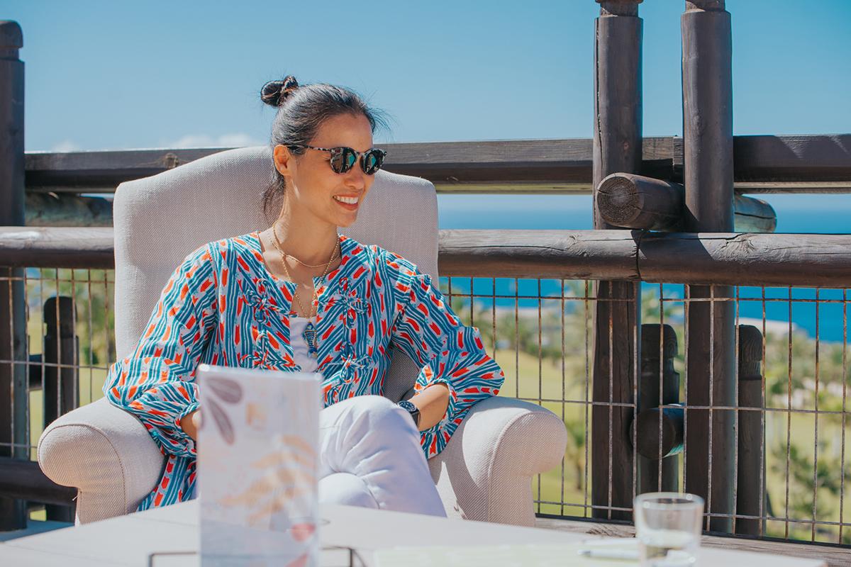 Xuan Lan en Abama Resort Tenerife / CanariasNoticias.es