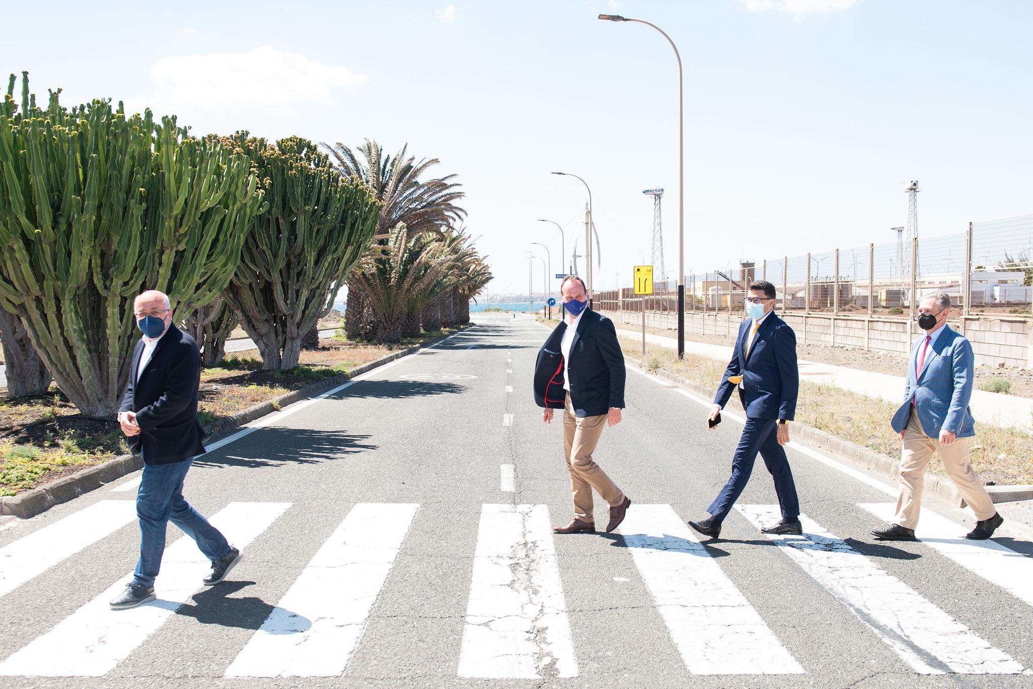 El Cabildo de Gran Canaria se convierte en gestor único del Polígono de Arinaga / CanariasNoticias.es
