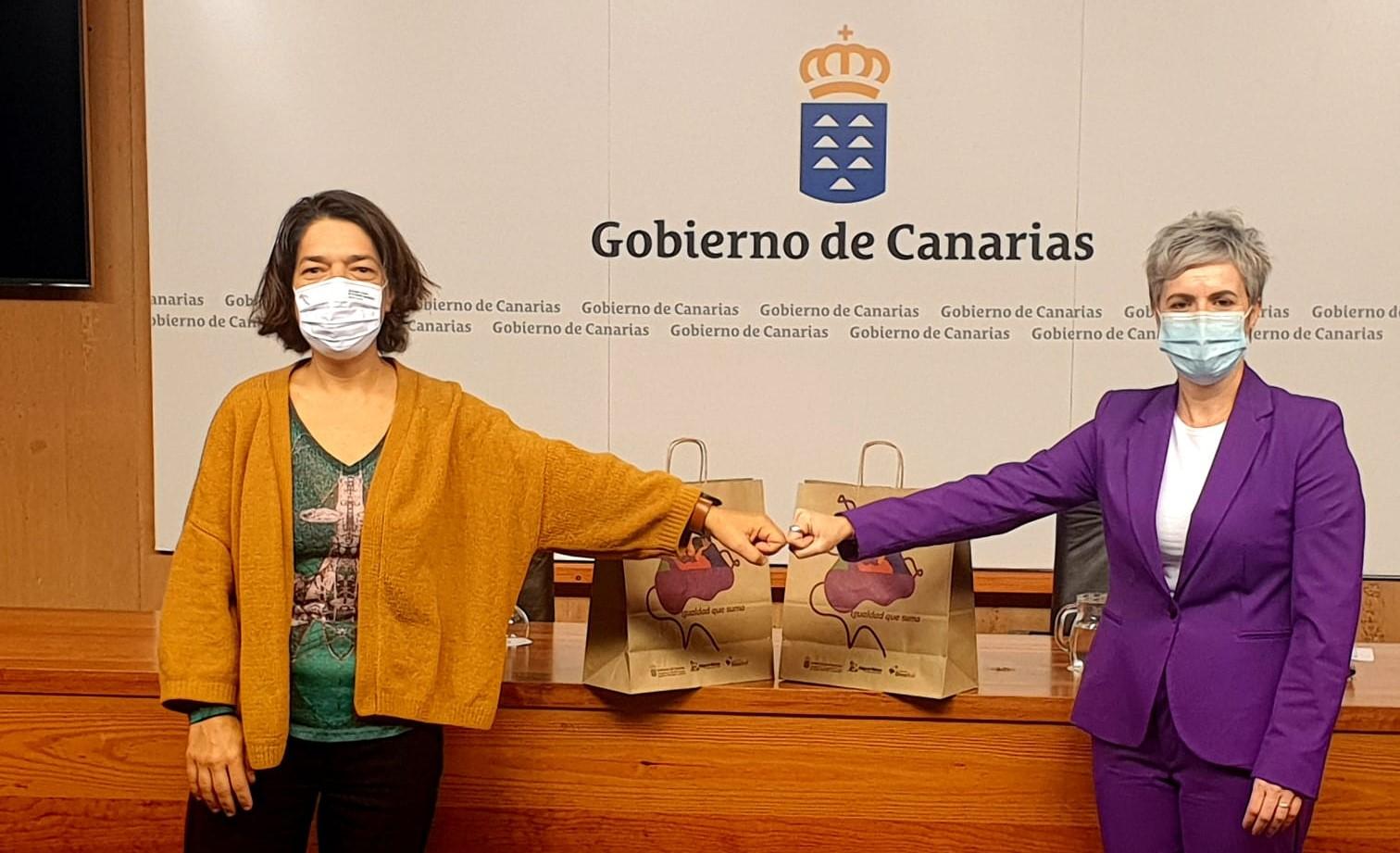 Sylvia Jaén y Virginia Ávila / CanariasNoticias.es