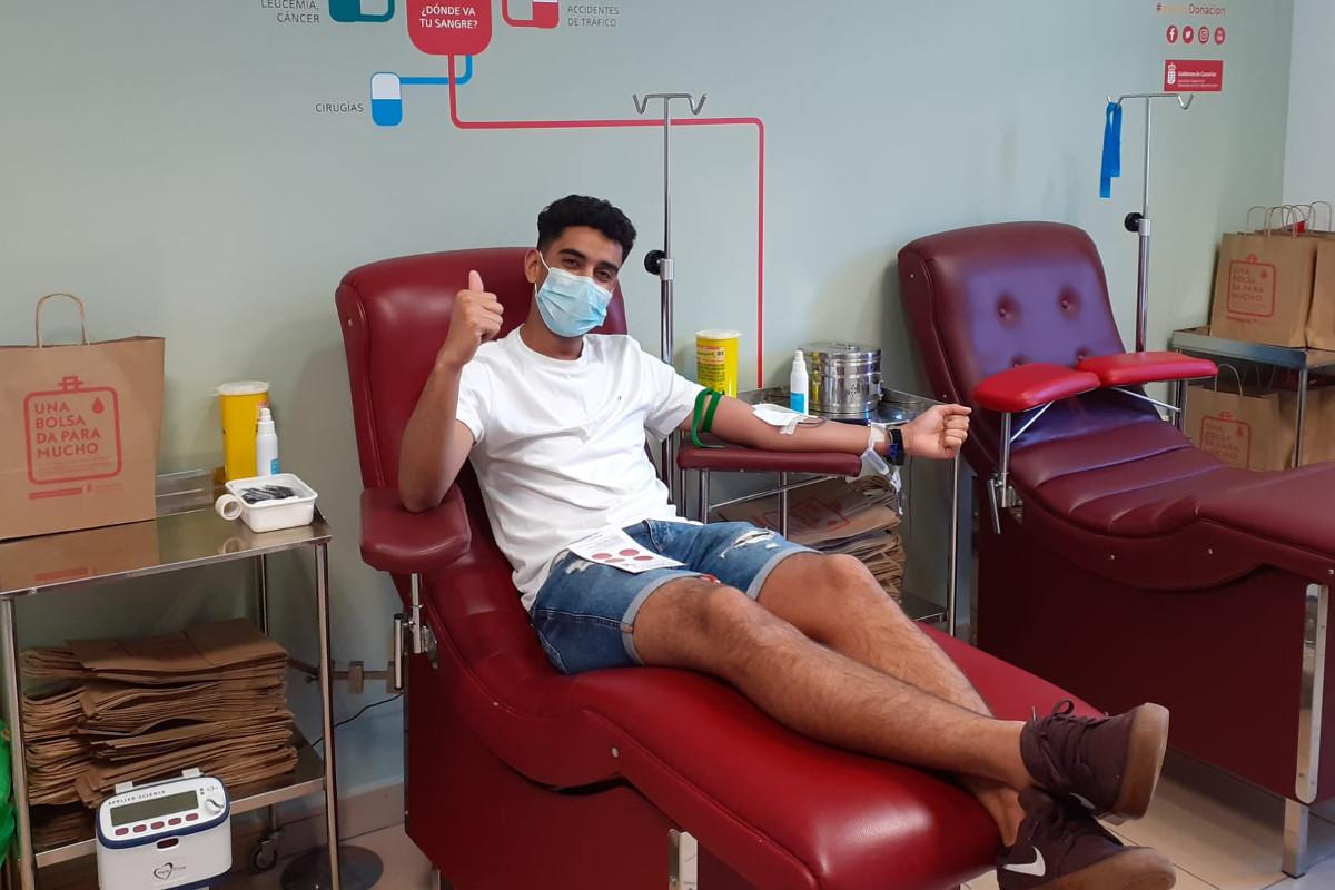El ICHH recuerda a la ciudadanía que la donación de sangre es una responsabilidad social